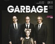 Концерт Garbage в Санкт-Петербурге