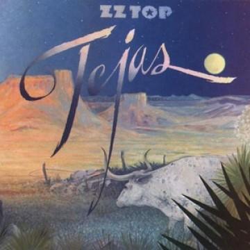 альбом ZZ Top - Tejas