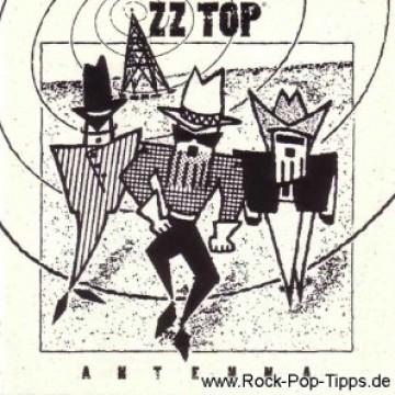 альбом ZZ Top, Antenna