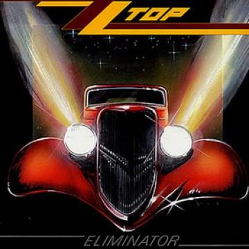 альбом ZZ Top - Eliminator