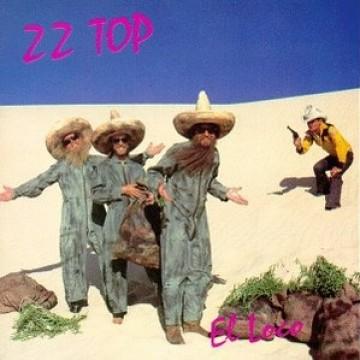 альбом ZZ Top - El Loco