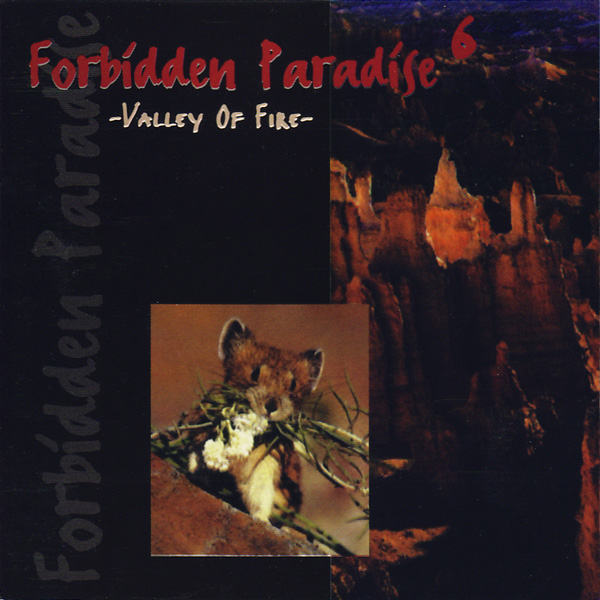 альбом Tiesto, Forbidden Paradise 6: Valley of Fire
