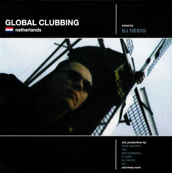 альбом Tiesto, Global Clubbing: The Netherlands