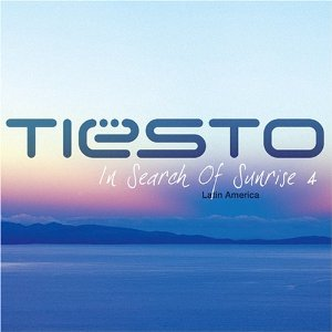 альбом Tiesto, In Search Of Sunrise 4 - Latin America