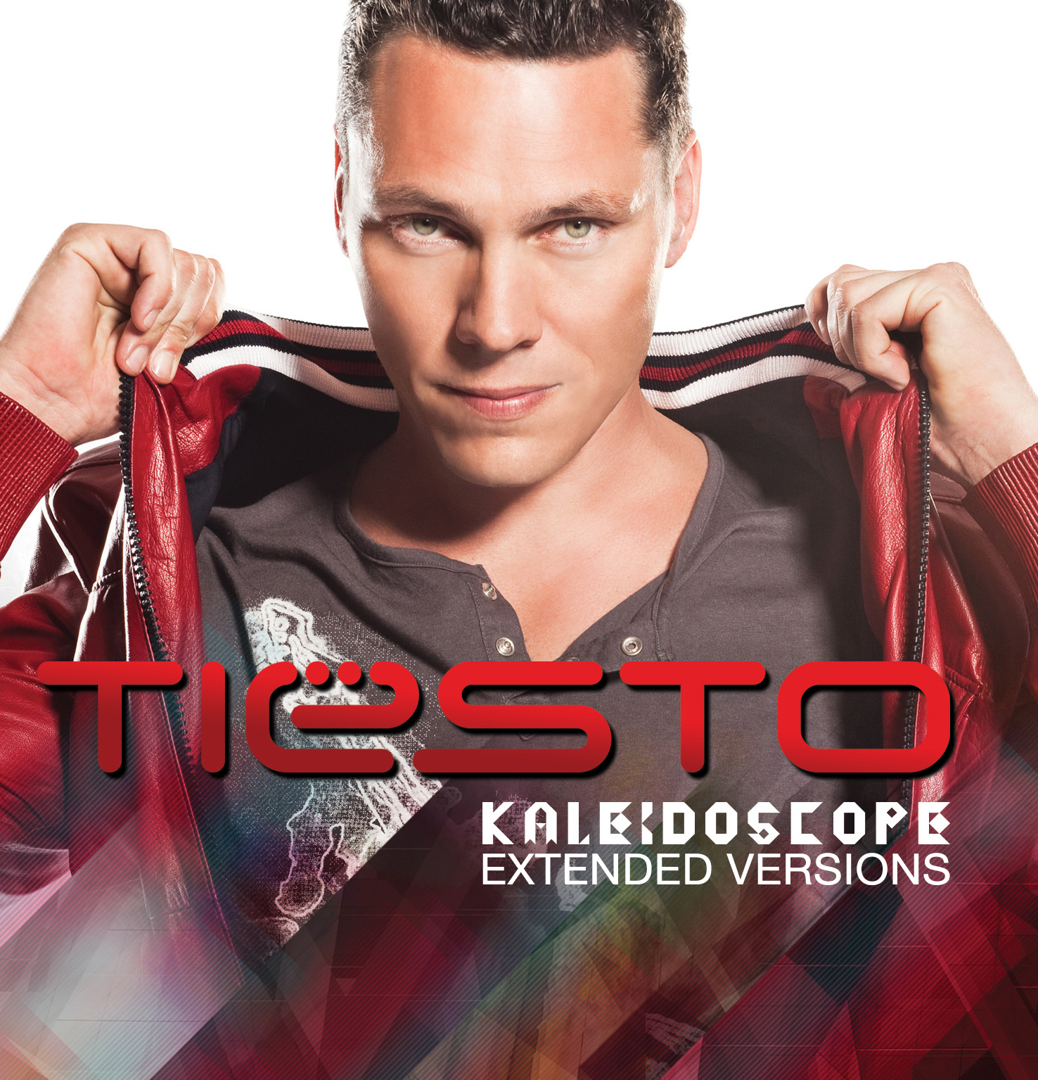 альбом Tiesto, Kaleidoscope Extended Versions