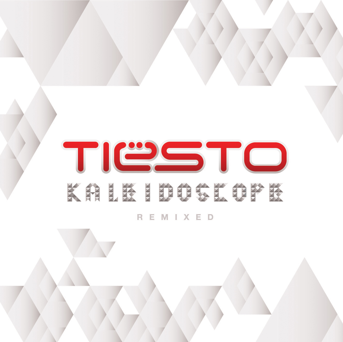 альбом Tiesto, Kaleidoscope Remixed