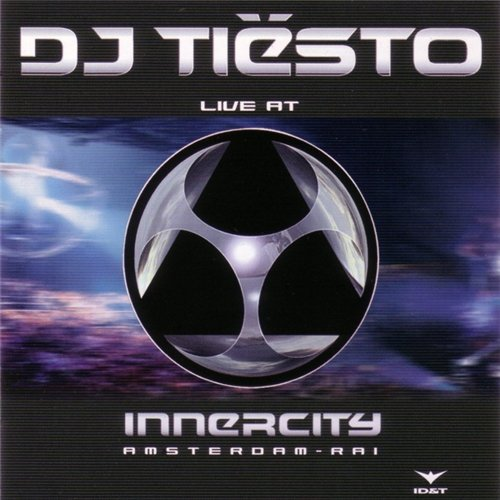 альбом Tiesto, Live At Innercity