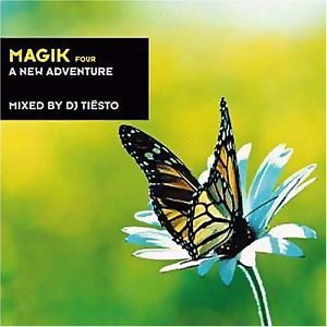 альбом Tiesto, Magik Four - A New Adventure