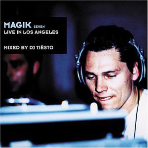 альбом Tiesto, Magik Seven - Live In Los Angeles