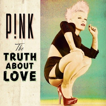 альбом Pink - The Truth About Love
