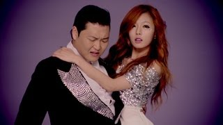 клип PSY - Gangnam Style feat. HYUNA