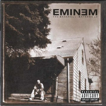 альбом Eminem, The Marshall Mathers LP