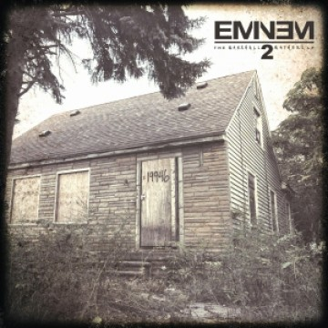 альбом Eminem - The Marshall Mathers LP 2