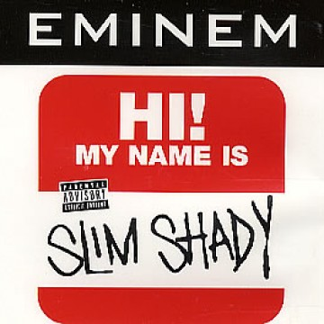 сингл Eminem - My Name Is