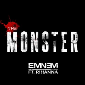 сингл Eminem - The Monster