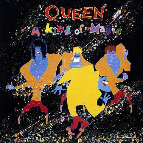 альбом Queen - A Kind Of Magic