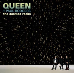 альбом Queen - The Cosmos Rocks