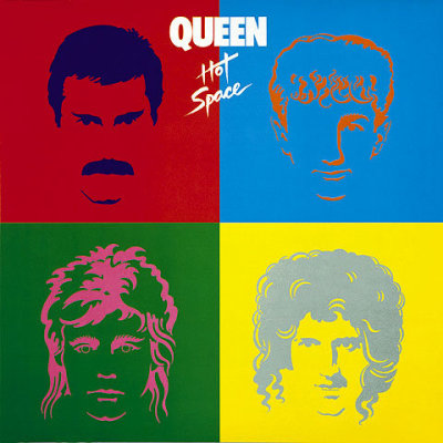 альбом Queen - Hot Space