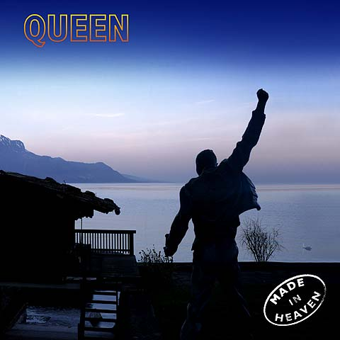 альбом Queen - Made In Heaven