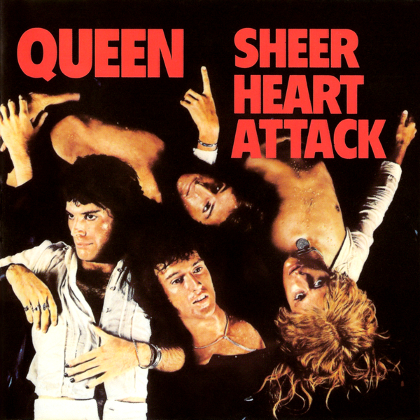 альбом Queen - Sheer Heart Attack
