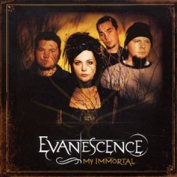 Сингл Evanescence - My Immortal