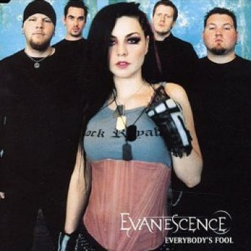 сингл Evanescence - Everybody's Fool