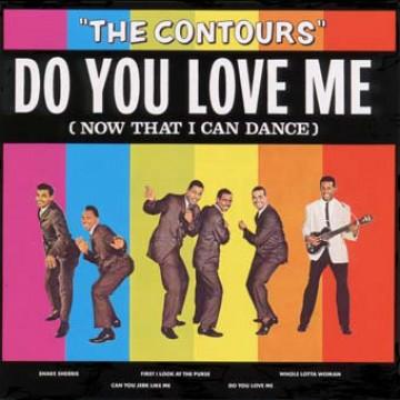 сингл The Contours - Do You Love Me