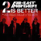 альбом Far East Movement - 2 Is Better / Rocketeer Remix (Digital 45)