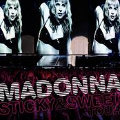 альбом Madonna - Sticky & Sweet Tour