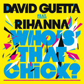 альбом David Guetta - Who's That Chick ?