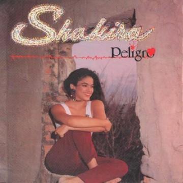 альбом Shakira - Peligro