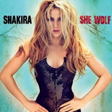 альбом Shakira - She Wolf