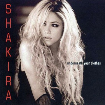 сингл Shakira - Underneath Your Clothes