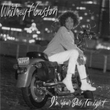 альбом Whitney Houston - I'm Your Baby Tonight