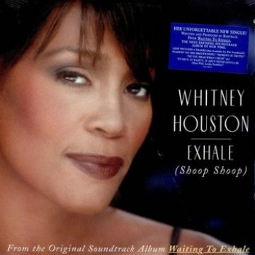 сингл Whitney Houston - Whitney Houston - Exhale (Shoop Shoop)