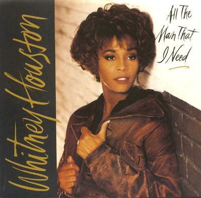 Видеоклип Whitney Houston  All The Man That I Need