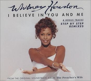Видеоклип Whitney Houston  I Believe In You And Me